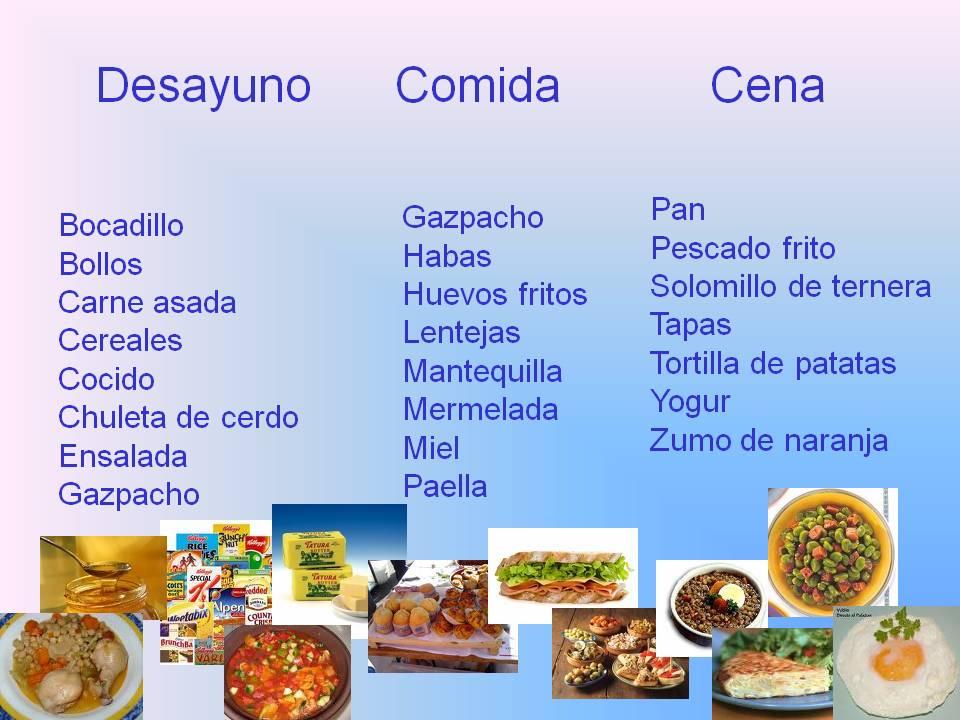 Adelgaza junto conmigo ideas para comer sano yuya - Comidas sanas para cenar ...